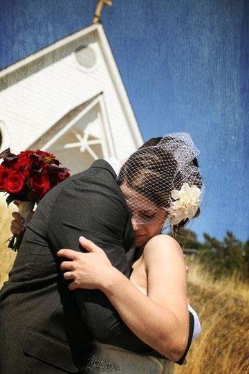 Wedding Photography, Old St. Hilary's, Tiburon, California