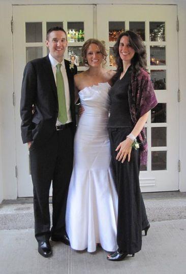 Adam and Erin, sweet elegance. JesterOfThePeace.com