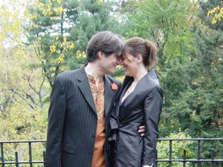 Tmx 1327023874581 AndrewandMickelleJesterofthePeace New York, NY wedding officiant