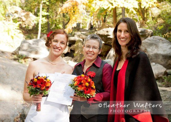 Tmx 1327023875814 BarbaraAnnMichaelsHeatherWalters3 New York, NY wedding officiant