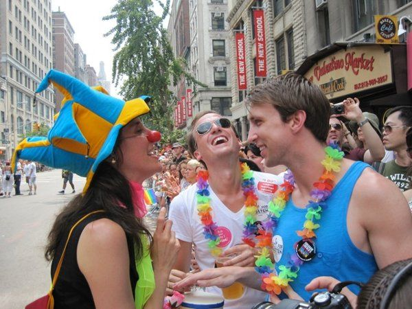 Tmx 1336490251496 PrideJesterofthePeace5 New York, NY wedding officiant