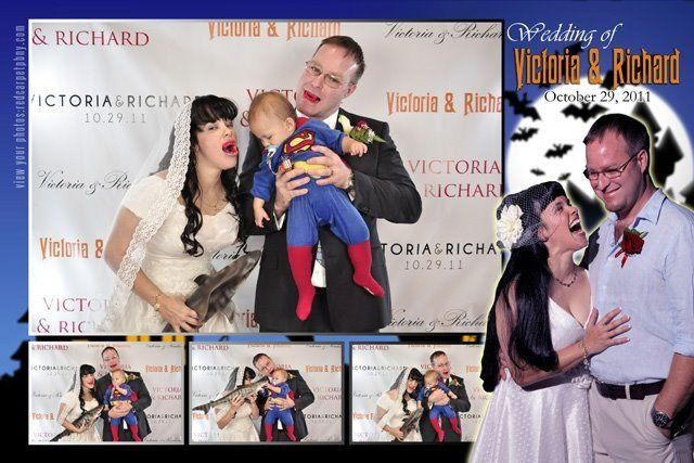 Tmx 1339619989661 HalloweenWeddingVickyandRichard2011JesterofthePeace New York, NY wedding officiant