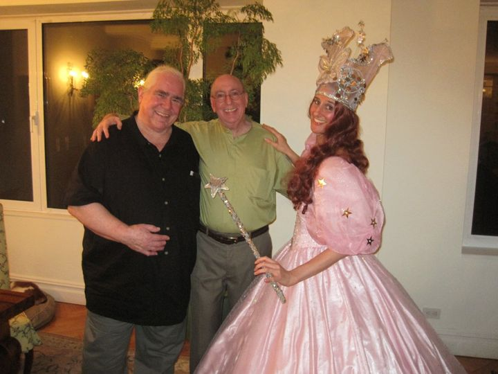 Tmx 1339646340457 HermanandJoel2011GlindaJesterofthePeace New York, NY wedding officiant