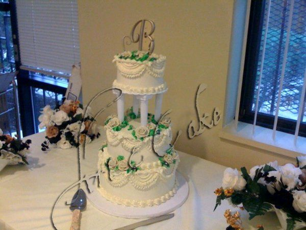Cake Art Md : Art & Cake - Wedding Cake - Baltimore, MD - WeddingWire