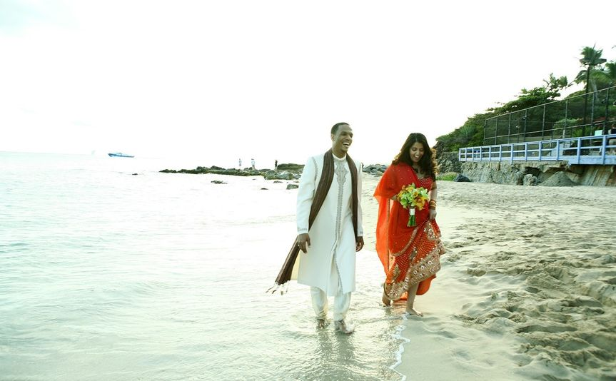Walking along the beach - Imagine if Photography