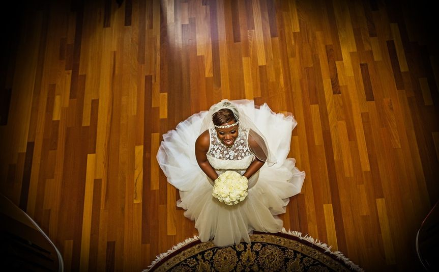 The bride - Imagine if Photography
