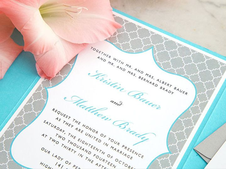 Tmx 1445352786512 Kristin And Matthew High Res 9 Matawan, New Jersey wedding invitation