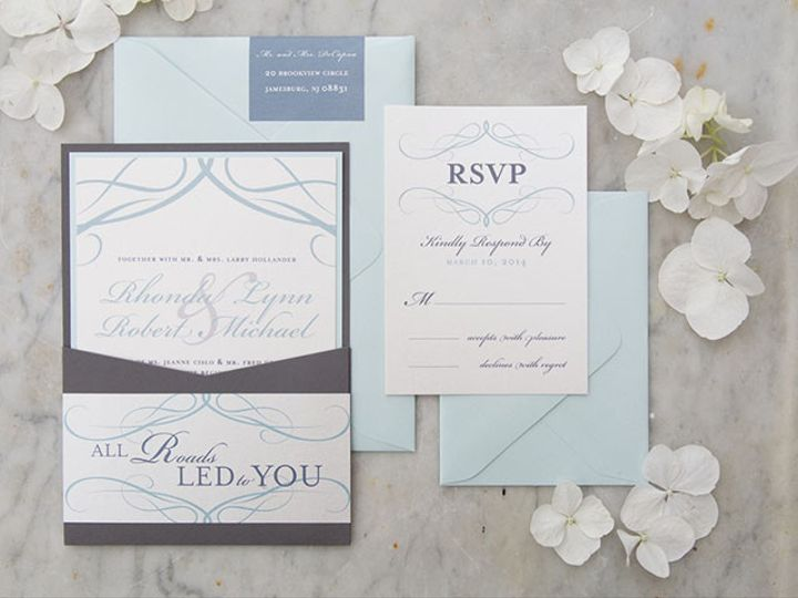Tmx 1445352846551 Rhonda And Robert Web Res 13 Matawan, New Jersey wedding invitation