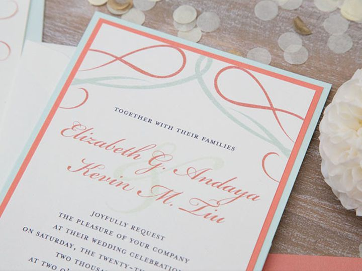 Tmx 1445366540351 Wedding Tests 8 Matawan, New Jersey wedding invitation