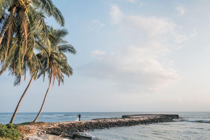 Olowalu Plantation House Wedding Photographer - Maui, Hawaii