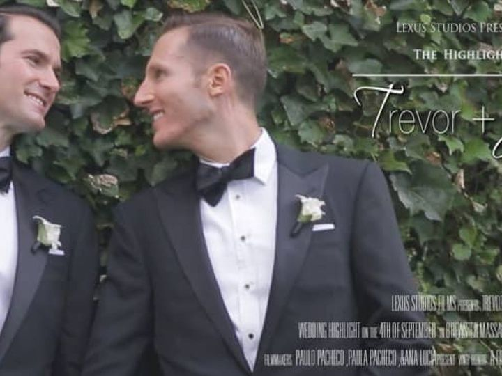 Tmx 1452891164774 Trevorcover Winthrop wedding videography