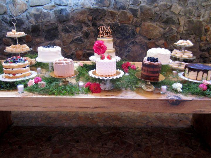 Tmx 1489629536949 Img2667 Portland wedding cake
