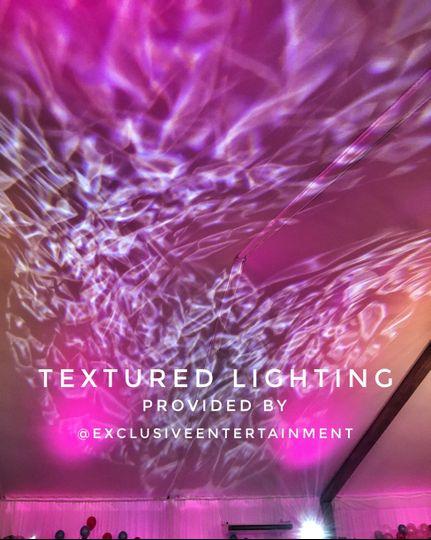 Textured Lighting