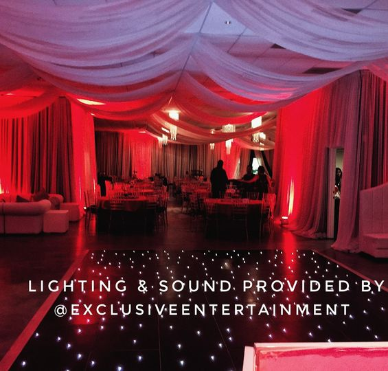 LED Dance Floor | Uplighting