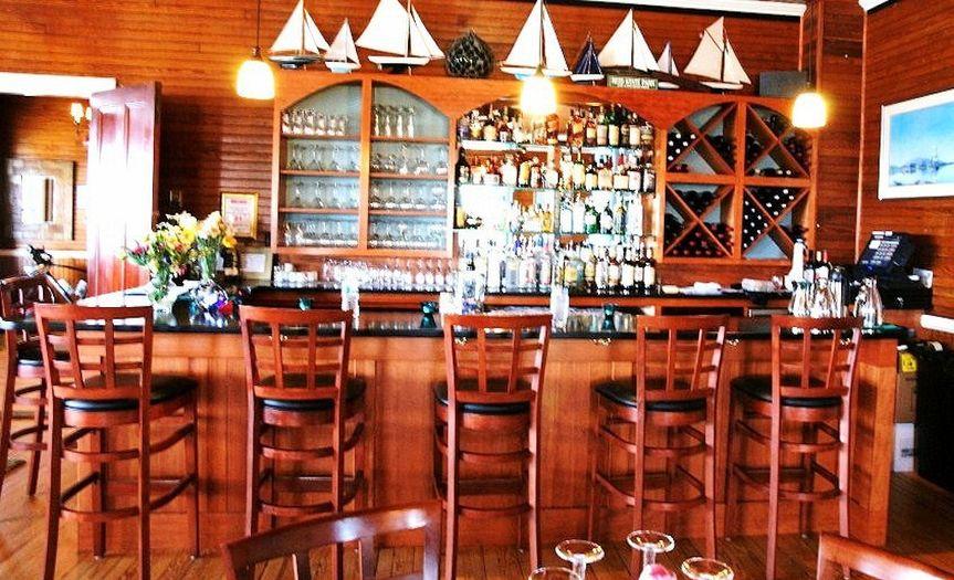 The Bar at Blue Restaurant - Grey Havens Inn