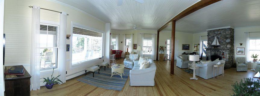 The sitting room - Grey Havens Inn, Georgetown, Maine