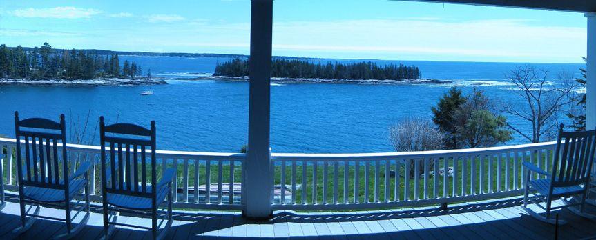 Grey Havens Wrap Around Porch