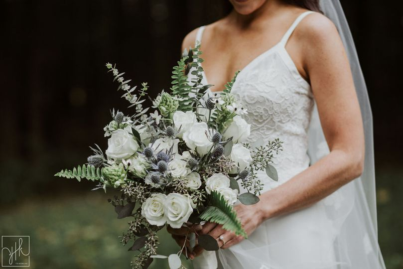 Bridal bouquet | YTK Photography