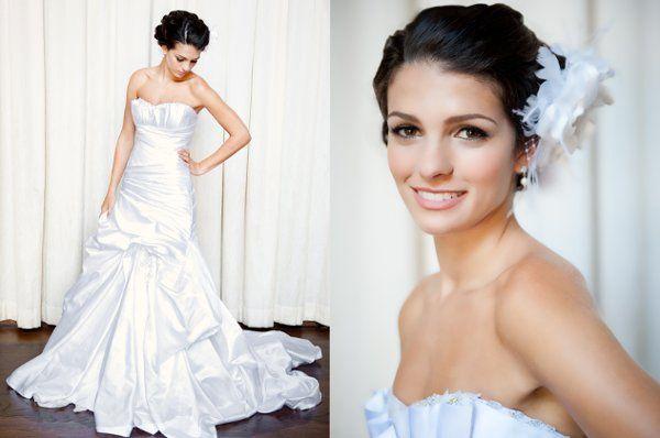 Makeup & Hair: Skyla Arts Photography: Memoire Studio Venue: Kohl Mansion