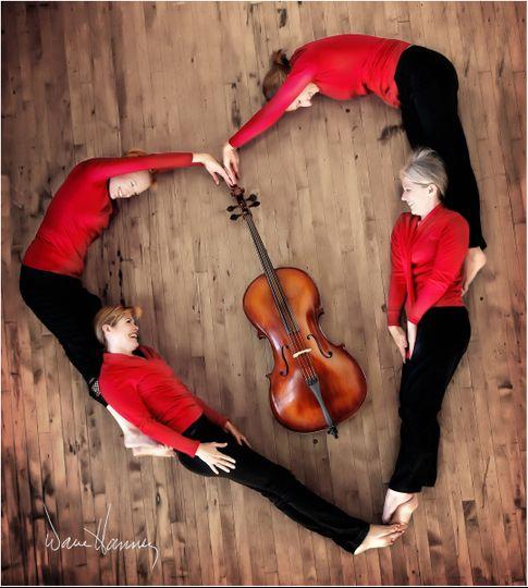 Musical Heart Strings