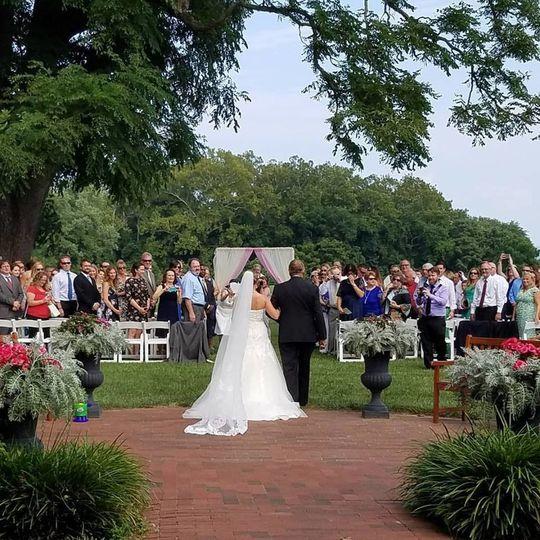 Swan Harbor Farm Wedding