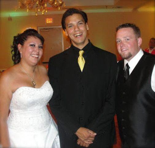 Tmx 1432684973419 Daniel And Andrea Boyle Bellevue wedding dj