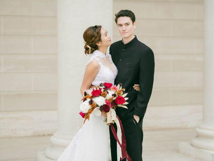 Tmx East Meets Dress 2019 Cheongsam 243 51 1041797 159827488710733 San Francisco, CA wedding beauty