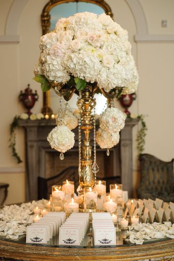 My bellissima planning denville nj weddingwire for Decor 07834