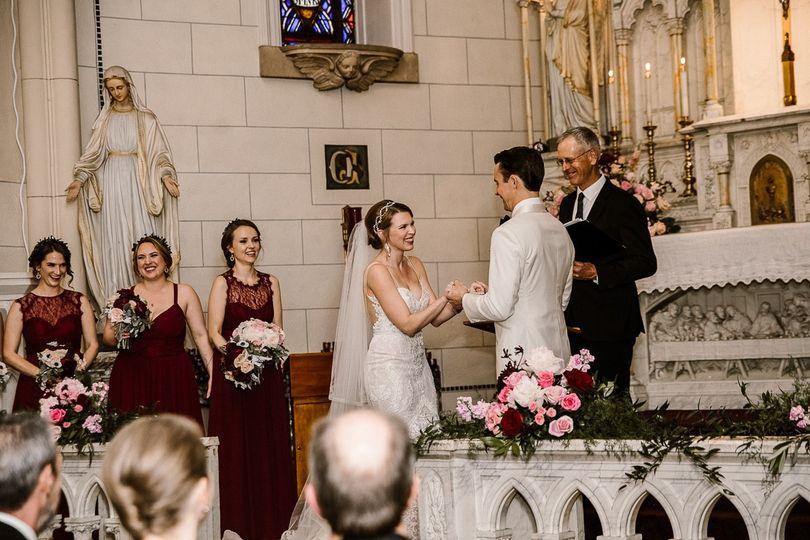 Embracing Ceremony