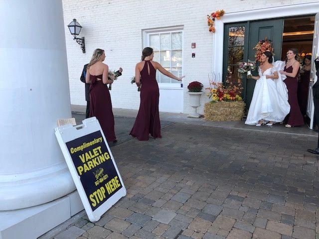 Wedding Valet