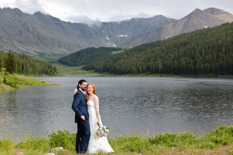 destination elopement colorado