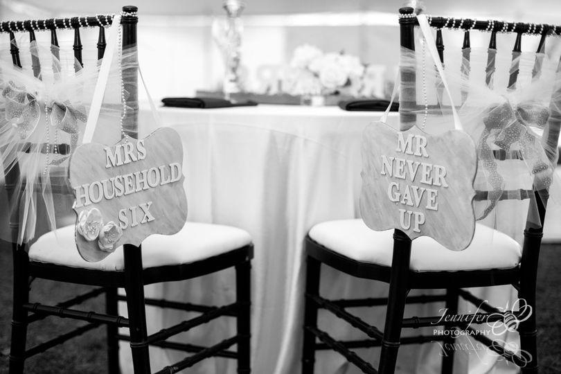 Wedding in Aberdeen, NC