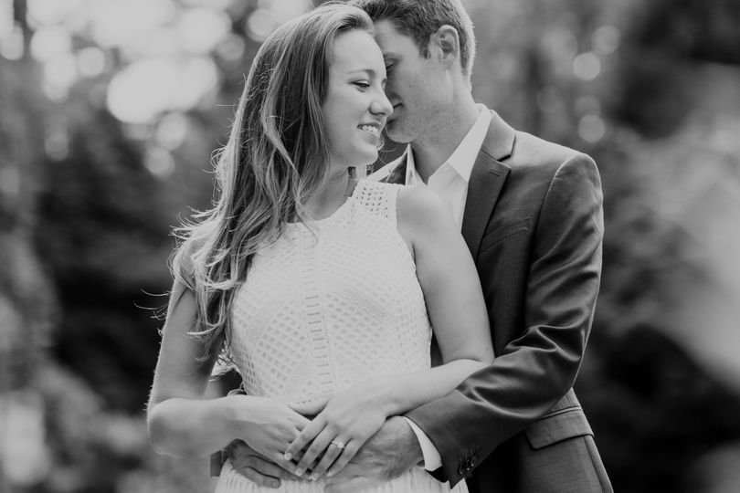 An Engagement Session in NC