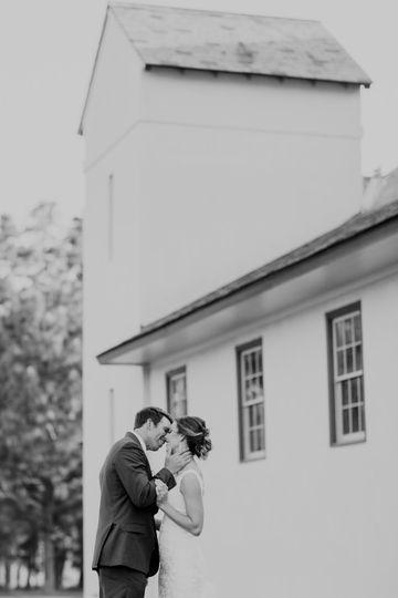 Wedding At the Fair Barn,in NC