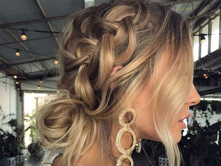 Tmx 1535151661 531c510dba06ed18 1535151660 954b0b4966281ad0 1535151659555 2 Blonde With Braid Fort Lauderdale, Florida wedding beauty