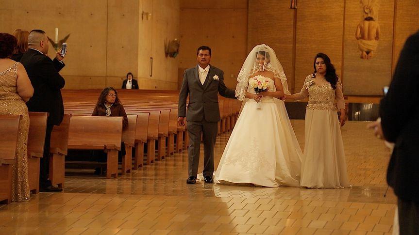 cv here comes the bride still