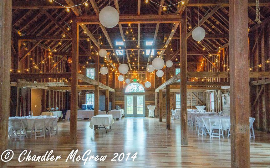 1888 Wedding Barn