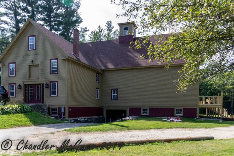 1888 Wedding Barn in scenic Sunday River Valley Area.  Recently renovated to...