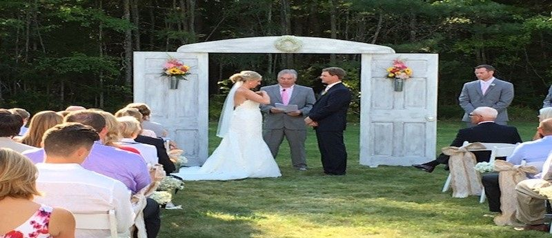 #1888barn Mountain wedding