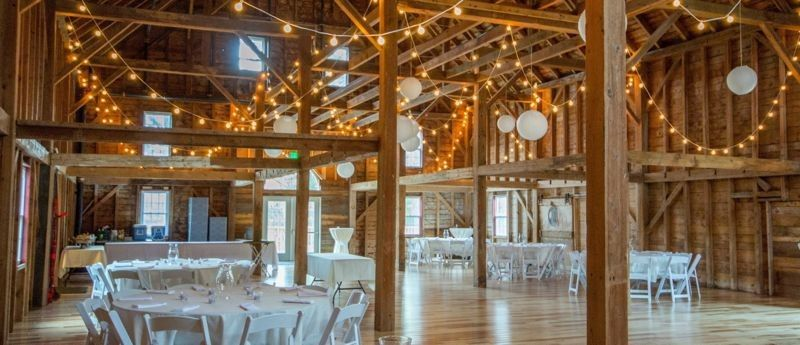 1888 wedding barn in scenic sunday river valley area. Recently renovated to perfection... Bethel...