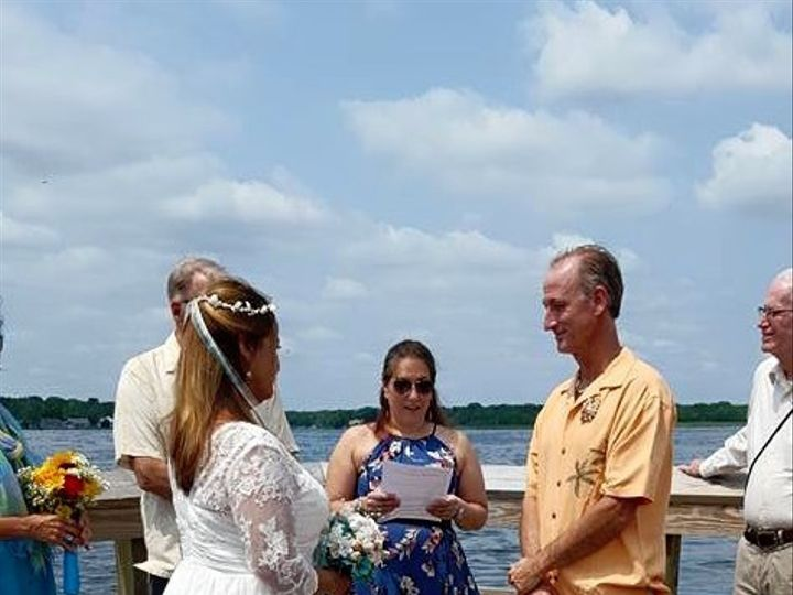 Tmx 1462825154059 Brenda  Jeffrey Wedding Princeton, New Jersey wedding officiant