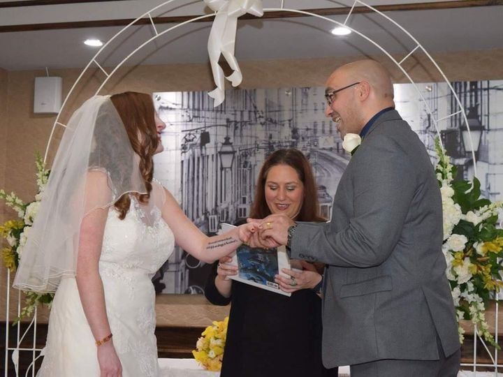Tmx 1486440913187 Brittany  Joey Nov2016 12 Princeton, New Jersey wedding officiant