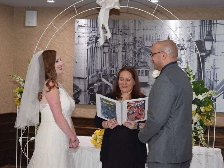 Tmx 1486440926531 Brittany  Joey Nov2016 10 Princeton, New Jersey wedding officiant