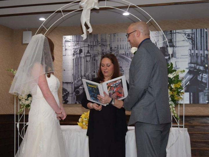 Tmx 1486440944521 Brittany  Joey Nov2016 8 Princeton, New Jersey wedding officiant