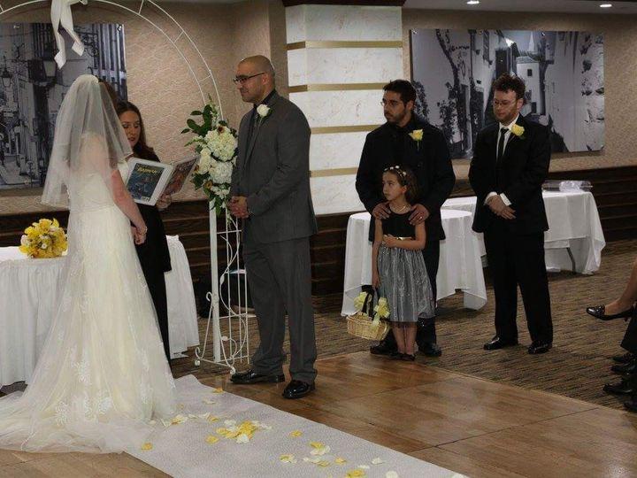 Tmx 1486440964819 Brittany  Joey Nov2016 5 Princeton, New Jersey wedding officiant
