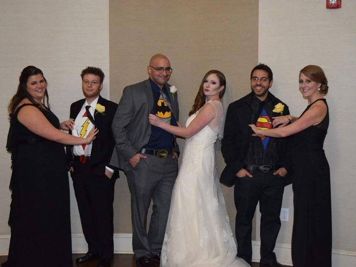 Tmx 1486441040044 Brittany  Joey Nov2016 2 Princeton, New Jersey wedding officiant