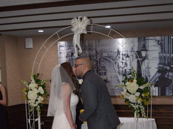 Tmx 1486441046840 Brittany  Joey Nov2016 1 Princeton, New Jersey wedding officiant