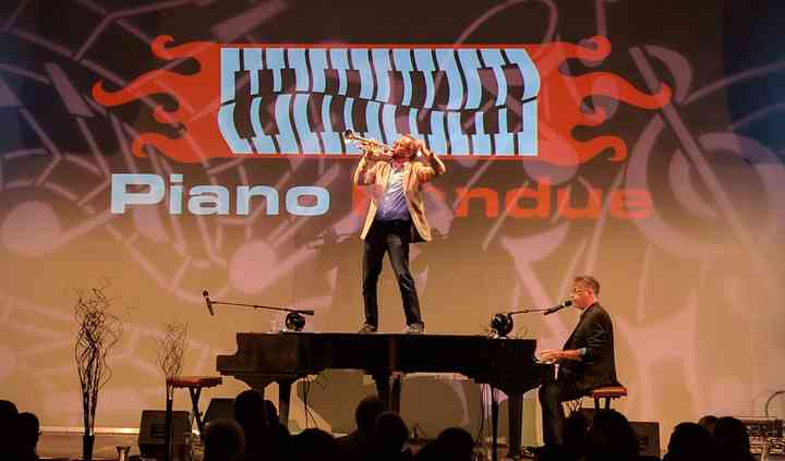 Piano Fondue Dueling Pianos