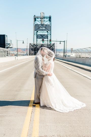 The Courthouse Square Wedding