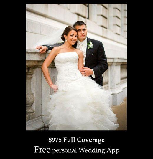 Free Wedding App!